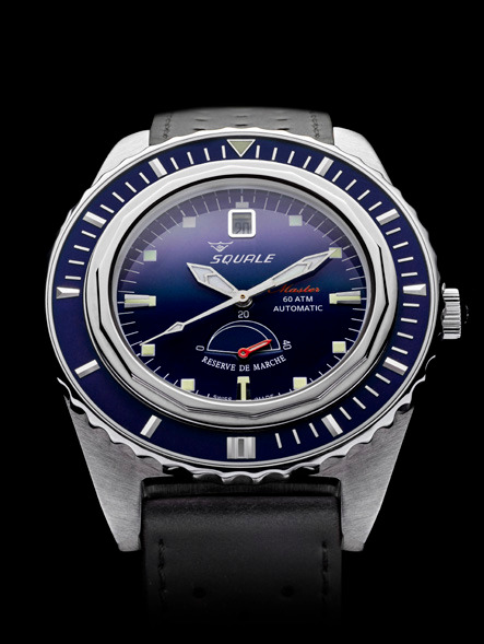 Squale Master Professional - Blue