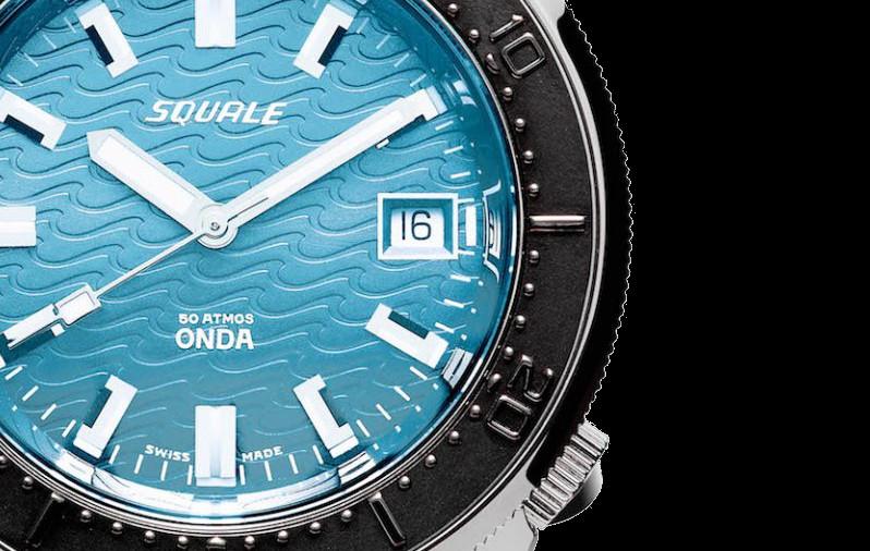 Onda Azzurro Black - takes the nautical look to a whole new level
