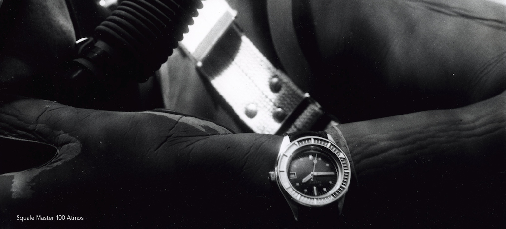 Squale Master Watch