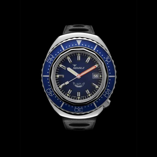 Squale Watch - 101 atmos