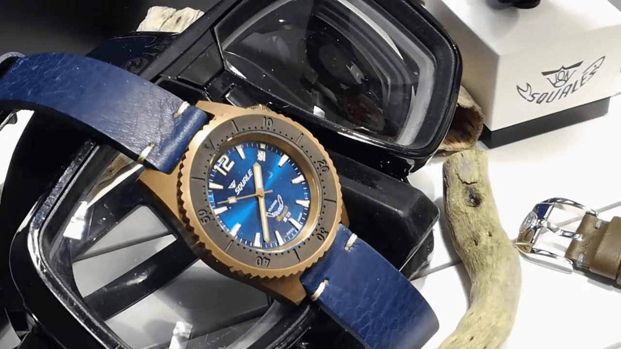 50 atmos 1521 Bronze - Limited Edition