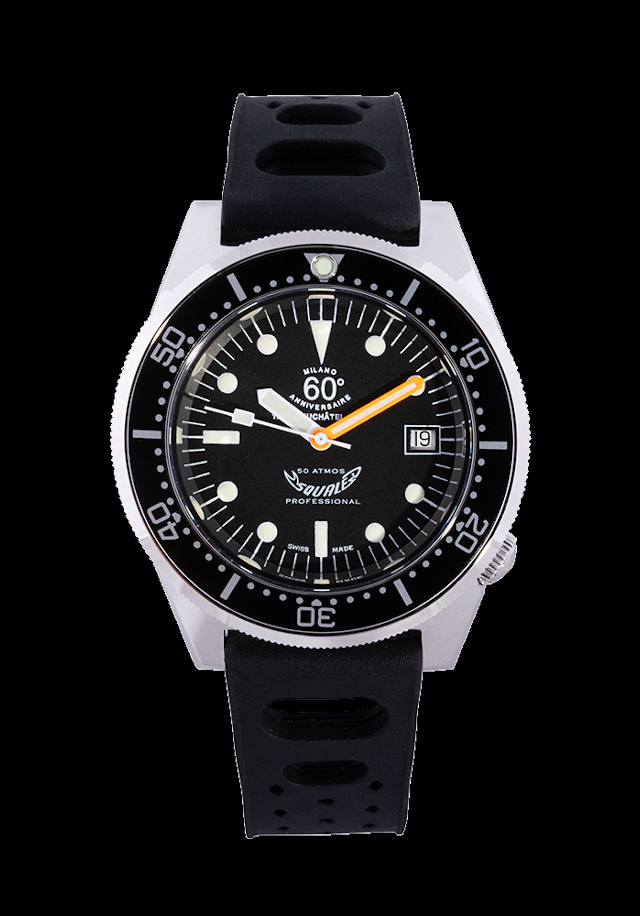Squale 50 atmos Anniversaire